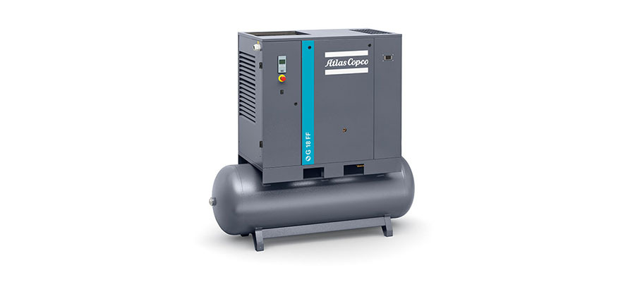 G(VSD)oil-injected screw compressors